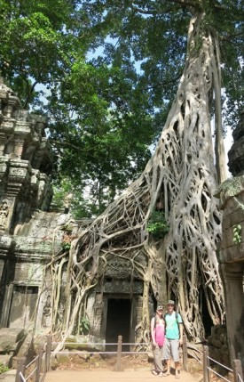 unrestored temple where they filmed tomb raider