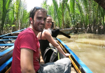 Local transport in the Mekong Delta