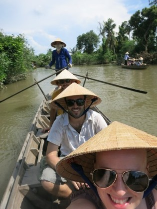 More transport in the Mekong Delta