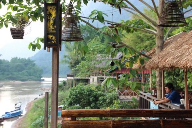 Muang Ngoi Neua in Laos