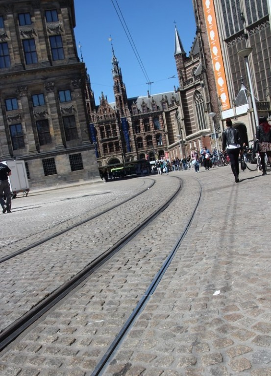 Dam Square and the Royal Palace