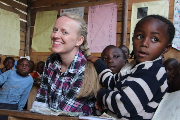 Inside the classroom at Little Angels