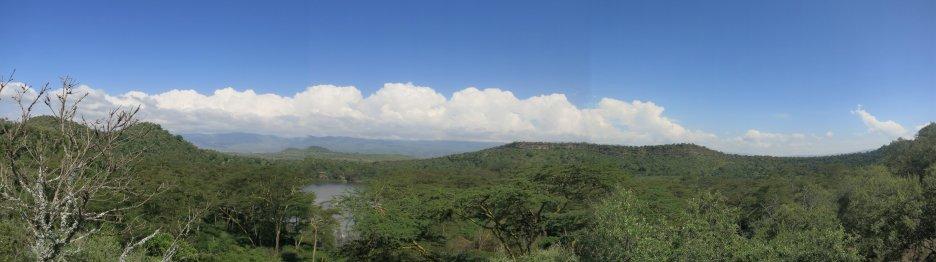 Lake Naivisha National Park - Nice panorama Danielle!