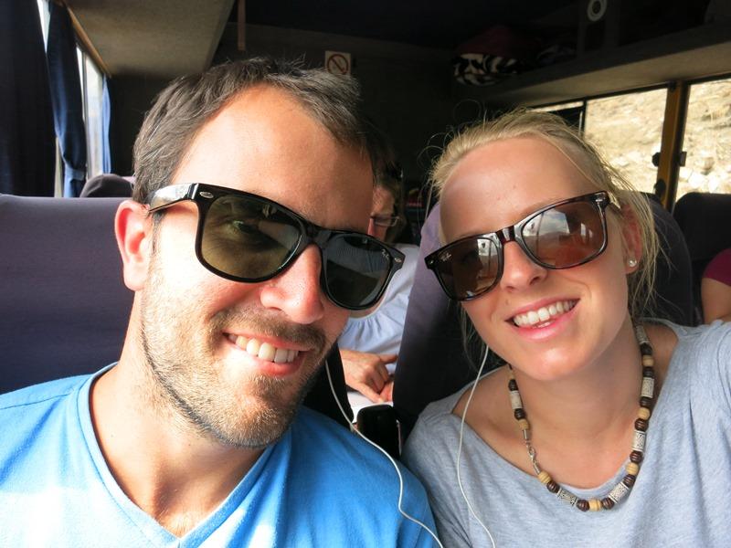 The Happy Honeymooners