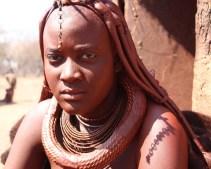 A Himba Tribe women