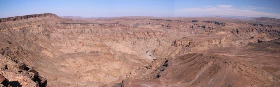 Fish River Canyon, Nambia