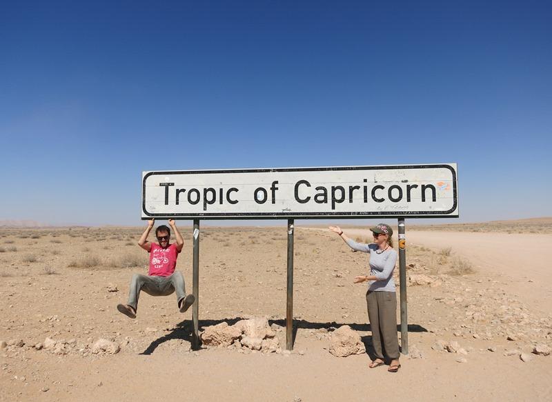 Tropic of Capricorn!