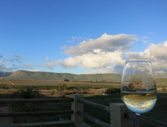 Wine-tasting in Cedarburg