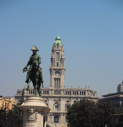 Porto main square