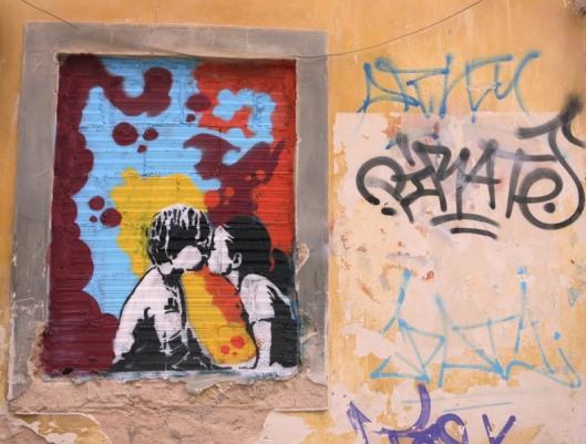 Street art - Lagos