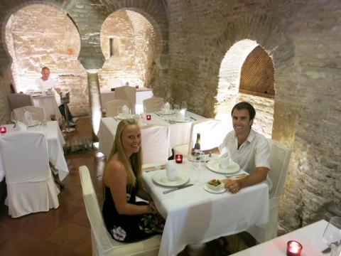 Dinner at Ristorante San Marco, Seville