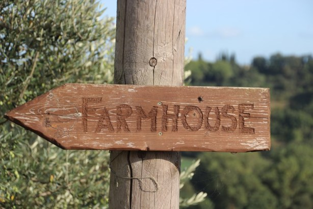 The Perugia Farmhouse Backpackers - such a great stay