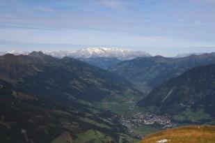 Up the top of Stubnerkogel, Bad Gastein