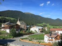 The tiny village of Taisten