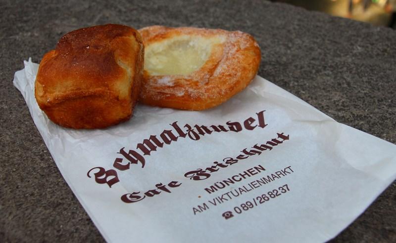 German pastries time