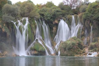 The Kravice Waterfalls, Bosnia
