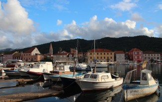 Stari Grad on the Island of Hvar