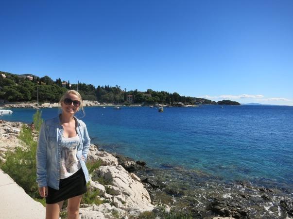 Walking near Hvar Town