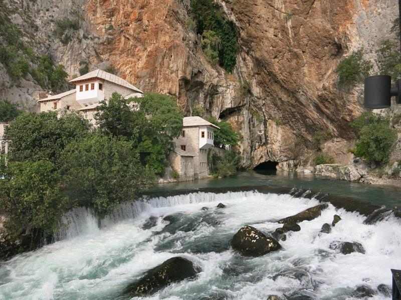 'Blagaj tekija' near Mostar