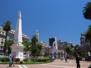 Sites of Buenos Aires