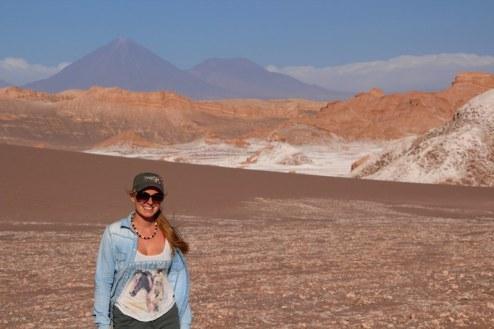 Danielle and the Atacama Desert