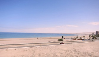 Chinchorro Beach at Arica
