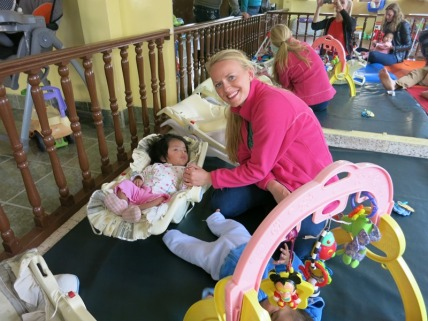 Orphanage in Sucre