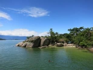 The Bay of Paraty