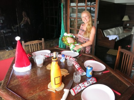 Our Christmas day feast!